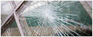 Christchurch Smashed Glass